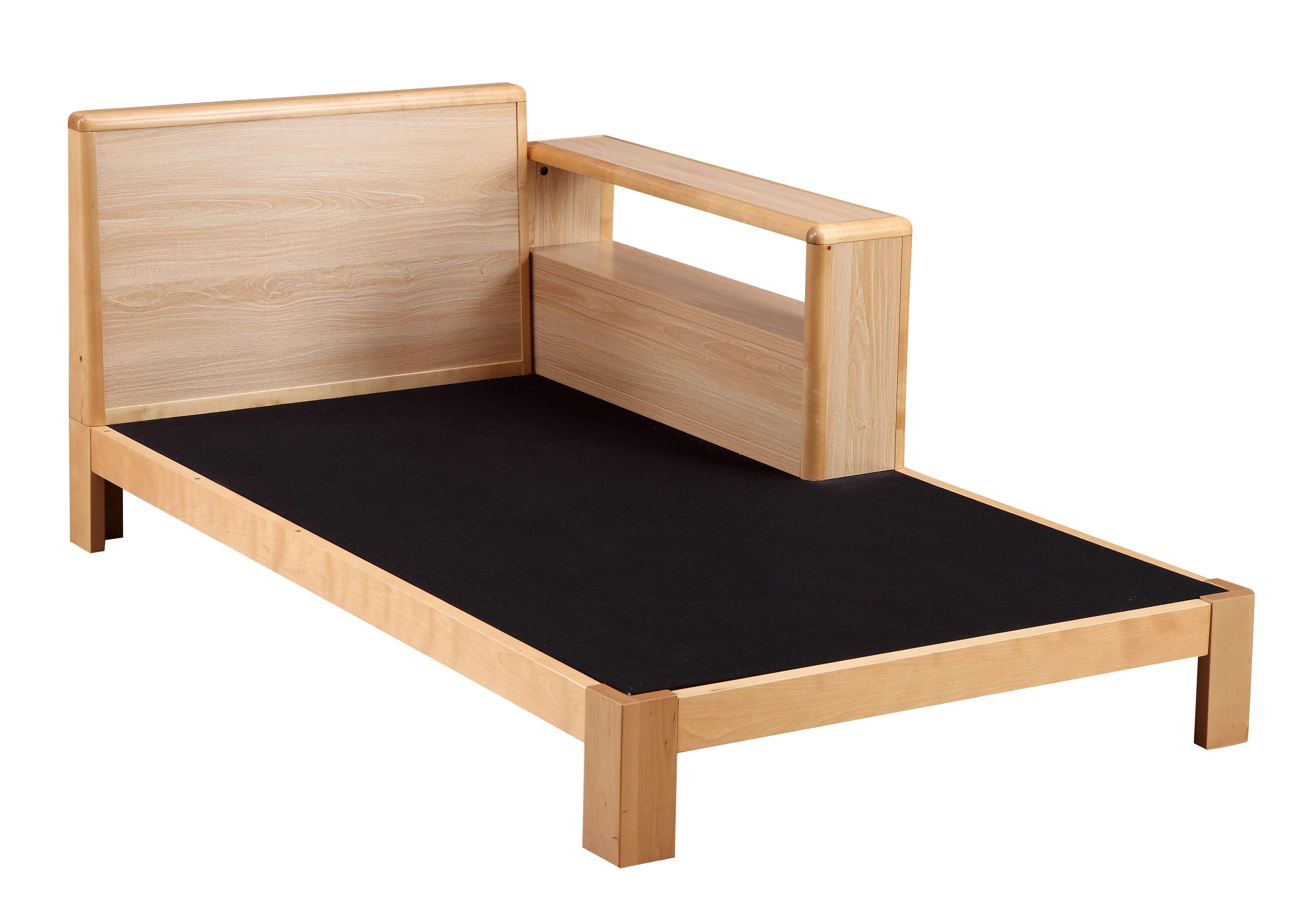 【枫尚】现代简约实木布艺沙发